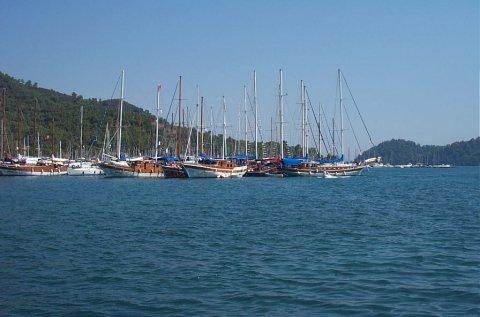 Gocek jachthaven
